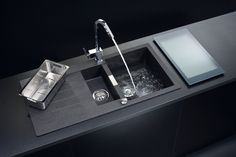 Sink Taps, Sinks, Espresso Machine, Kitchenware, Home Kitchens, Kitchen Design, Coffee Maker, Kitchen Appliances, Laundry Rooms