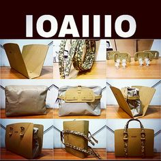 IOAIIIO|9 step to create your iconbag