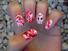inSANEnails: Halloween #nail #nails #nailart
