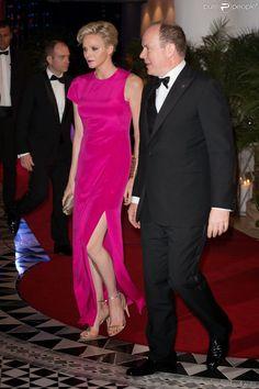 Le prince Albert et la princesse Charlene ont assisté au Grand Prix de Formule 1 de Monaco.