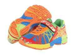 ASICS Kids Gel-Noosa Tri™ 9 GS (Toddler/Little Kid)