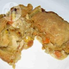 Pastel de pollo (chicken pie) @ allrecipes.com.ar