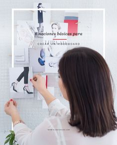6 nociones básicas para crear un moodboard para tu proyecto profesional o personal Branding, Marca Personal, Mood Boards, Twitter, Identity Design, Visual Identity, Brand Design, Create, Blue Prints