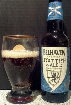 Belhaven Brewery 5,2 Scottish Ale 29-01 2016 16.13.05
