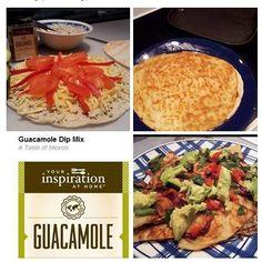 Cheese Quesadilla featuring #YIAH Guacamole spice http://smbandhealthsydney.blogspot.com.au/2013/08/cheese-quesadilla-featuring-yiah.html#gpluscomments