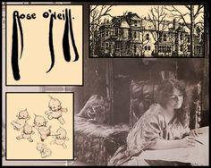 Rose O'Neill's Bonniebrook.