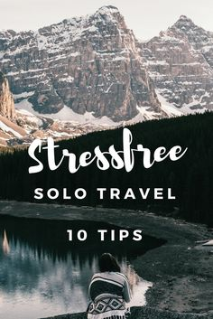 10 Tips for Stressfree Solo Travel. Solo travelers can experience more stress because they are totally responsible for every detail of their trip. Here are 10 tactics to lower the stress of transitions and enjoy. world travel, solo travel, travel alone, reduce stress, stress-free, http://solotravelerblog.com/the-challenge-of-transitions-10-tips-for-stress-free-solo-travel/