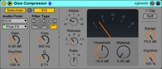 Ableton Live 9 Tutorial: Using The New Glue Compressor Recorder Music, Audio Music, Electronic Music, Allen And Heath, Computer Music, Ableton Live, Good Tutorials, Sound Design, Music Theory