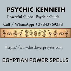 Spiritual Psychic Healer Kenneth consulting and readings performed confidential with spiritual directions, guidance, advice and support. Please Call, WhatsAp. Free Love Spells, Lost Love Spells, Free Love Reading, Love Psychic, Bring Back Lost Lover, Best Psychics, Love Spell Caster, Love Advice, Spiritual Development