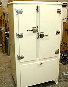 1930 Kelvinator Refrigerator