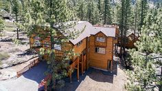 House vacation rental in South Lake Tahoe, CA, USA from VRBO.com! #vacation #rental #travel #vrbo