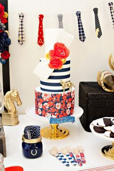 """Derby Style"" Inspired Kentucky Derby® Party Ideas"