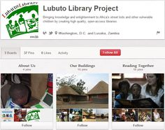 Lubuto Library Project