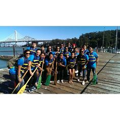 Awesome day at the Dragonboat Festival with some pretty awesome Betas! | #USFCA