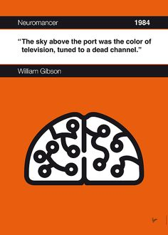 William Gibson, How To Introduce Yourself, Pop Art, My Books, Literature, Digital Art, Author, Wall Art, Posters