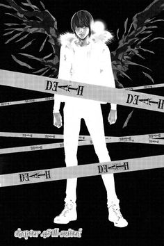 Read manga Death Note Chapter 046 online in high quality