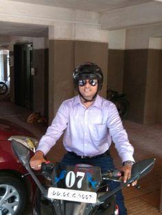 Me & my bike