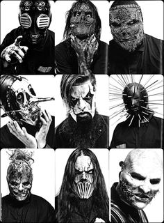 Slipknot - First time seeing them and it was amazing. Performed on July 17, 2016 at Chicago Open Air.