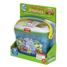 leapfrog letter factory phonics the world s catalog of ideas 22720