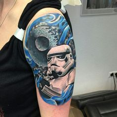 21 Best Star Wars Back Tattoo Images Star Wars Tattoo Back Pieces
