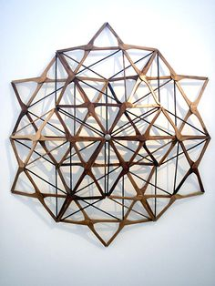 'Sacred Geometry' by Lyndal Hargrave