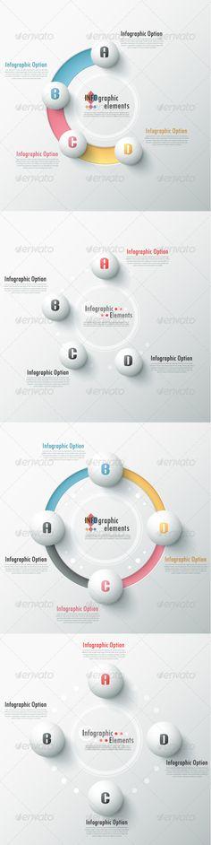 Modern Infographic Options Banner Template #design #infografik Download: http://graphicriver.net/item/modern-infographic-options-banner/7153158?ref=ksioks
