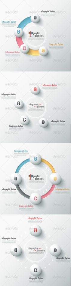 Modern Infographic Options Banner Template #design #infografik Download: http://graphicriver.net/item/modern-infographic-options-banner/7153158?ref=ksioks