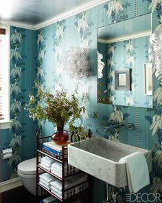 Katie Ridder New York Home - Colorful Manhattan Townhouse - ELLE DECOR