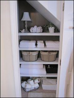 Linen Closet By Jill. Organizing ...