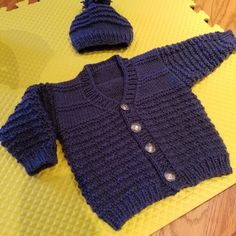 Knitting Patterns Boy Bottom-Up Blue Boy Knitting pattern by MADuNaier Baby Cardigan Knitting Pattern Free, Baby Boy Knitting Patterns, Christmas Knitting Patterns, Cardigan Pattern, Baby Patterns, Knit Patterns, Boys Sweaters, Knit Sweaters, Knitting For Charity