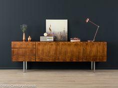 60er,+Sideboard,+50er,+Kommode,+Vintage+von+MID+CENTURY+FRIENDS+auf+DaWanda.com