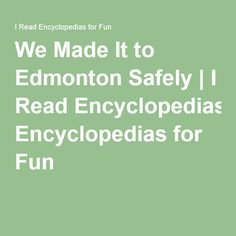 We Made It to Edmonton Safely Monthly Review, Books To Read, Writing, Reading, Words, Languages, Fun, How To Make, Canada