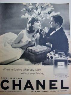 Chanel No. 5 - 1961