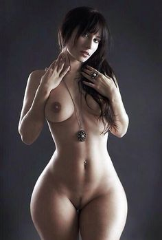 Curvy. Beautiful hips