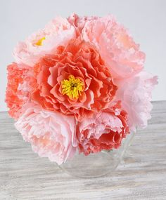 How to make paper flowers, a Paper flowers diy tutorial round up. Make Her Some Fabulous Mothers Day Flowers That Last Forever!