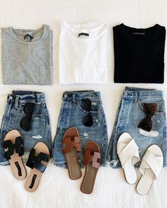 Short Outfits, Casual Outfits, Cute Outfits, Fashion Outfits, Womens Fashion, Fashion Trends, Woman Outfits, Indie Fashion, Fashion Tips