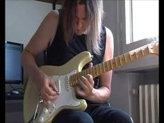 Impro over rock ballad by Luke Fortini