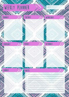 PLANNERS, STUDY TIMETABLES & OTHER PRINTABLES for free from drop box!