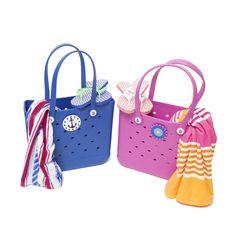 Baby bogg bag - Best beach bag ever -  Smaller trips.... Baby bogg makes it a zip!