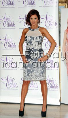 Amy Childs launching her fourth Amy Childs Clothing Collection for Spring / Summer 2013, held at Millennium Mayfair Hotel in London - Jan 30, 2013 - Photo: Runway Manhattan/Bauer-Griffin/Goff Photos