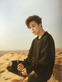 Jimin - BTS Summer Package in Dubai (photobook)