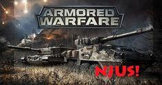 FailWG - World of Tanks Mod, Contour Mod, Damage Panel, Hax: Nowa tura testów alfa Armored Warfare