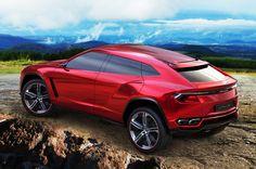 Концепт Lamborghini Urus вызвал противоречивые чувства — ДРАЙВ