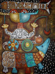 Artist : Claudia Nery / Title : Pasamontañas / Dimensions : 120 x 80 cms / Price : MXN $26,000 / Status : Available / Technique : Oil Paint on Canvas / Year : 2015