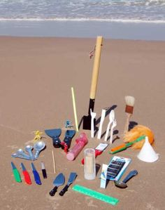 sand carving tools