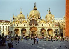 cathedral of saint mark's venice | Download High-Resolution Photo