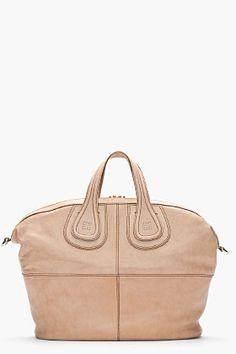 264e99f0b7 GIVENCHY Nude beige Medium Nightingale Zanzi bag