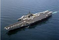 "The USS Ranger's last voyage which was featured in the movie ""Top Gun"" final sea voyage in early 2015"