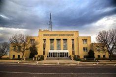 Ellis County Court House -- Hays, KS