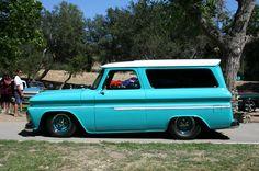 1966 Chevy Blazer